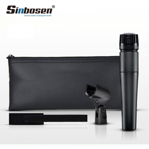 Sinbosen SM57 high grade low noise professional hand-held wired microphone