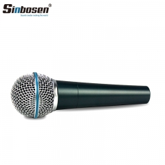 Sindosen BETA58A professional high quality low price wired dynamic microphone