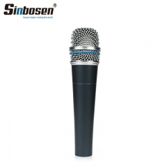 Sinbosen  BETA57A professional handheld cardioid dynamic wired microphone