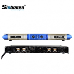 Sinbosen 2 ohms stable H-1700 Class D amplifier for full range speakers