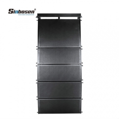 Sinbosen Professional Audio Sn2010 Line Array System for Double 10 Inch Line Array