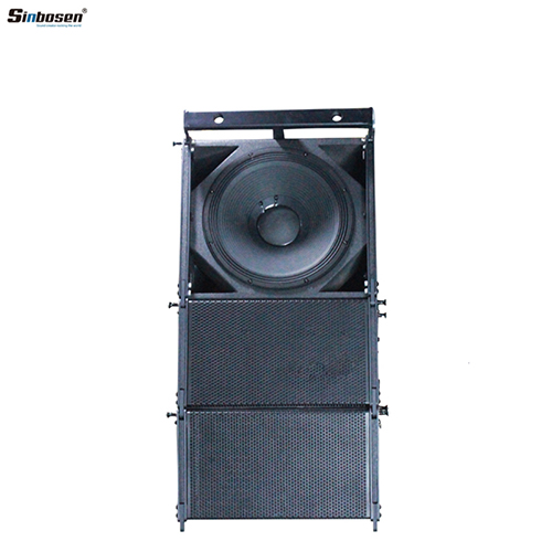Sinbosen Line Array Sn110 Professional Audio Speaker for Stage