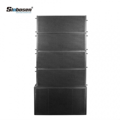 Sinbosen Professional Audio Loudspeaker Sn2012 PRO Audio System Line Array