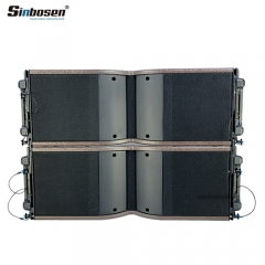 Sinbosen KA208 PRO Audio System Line Array For Double 8 inch Line Array
