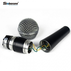 Sinbosen SM58 high quality professional hand-held wired karaoke microphone
