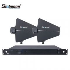Sinbosen multiple frequencies antenna amplifier A845 professional antenna for microphone