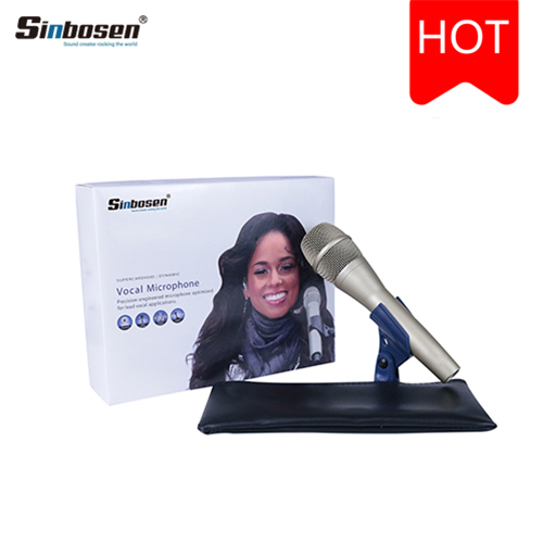 Sinbosen Ksm9 Ksm9HS Handheld Wired Dynamic Microphone for Stage Professional Performance