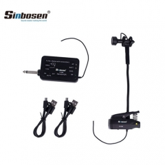 Sinbosen UHF multi-function musical instrument microphone S-908 karaoke wireless microphone