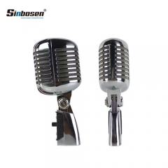 Sinbosen 55SH wired vocal dynamic microphone for KTV stage live performance speech
