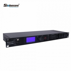 Professional digital processor DBX PA2 2 input 6 output audio processor