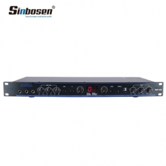 Sinbosen 2 input 5 output DSP-100 Professional Karaoke Audio Digital Processor