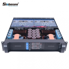 3900 UF 200V Capacitor Fp22000q/Fp20000q Professional 4 Channel 10000 Watt Power Amplifier