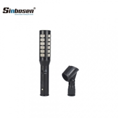 Condenser microphone HC-01 professional wired chorus microphone for stage