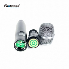 UHF Wireless Microphone ULXD4D 770-820MHz 100M Professional Karaoke System Microphone