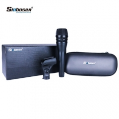 Sinbosen KSM8 Heart-shaped dynamic handheld wired microphone for professional stage
