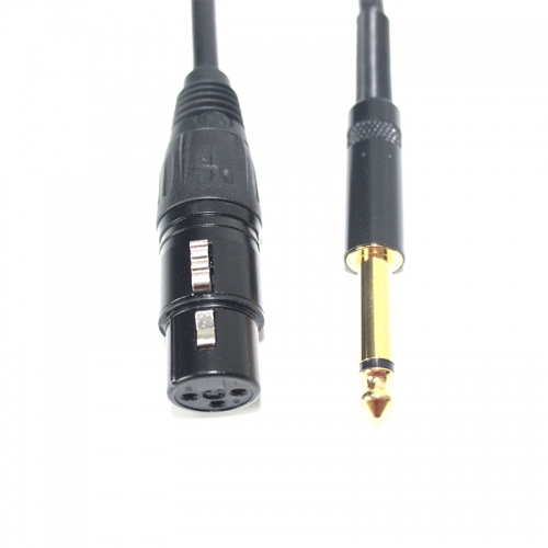 Sinbosen 6 35mm Audio Sound System Female Xlr Low Noise