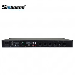 Sinbosen professional 5.1-channel digital preamp digital audio processor