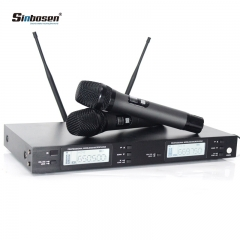 Sinbosen uhf wireless microphone SK-20 professional sound recording equipment microphone stage karaoke